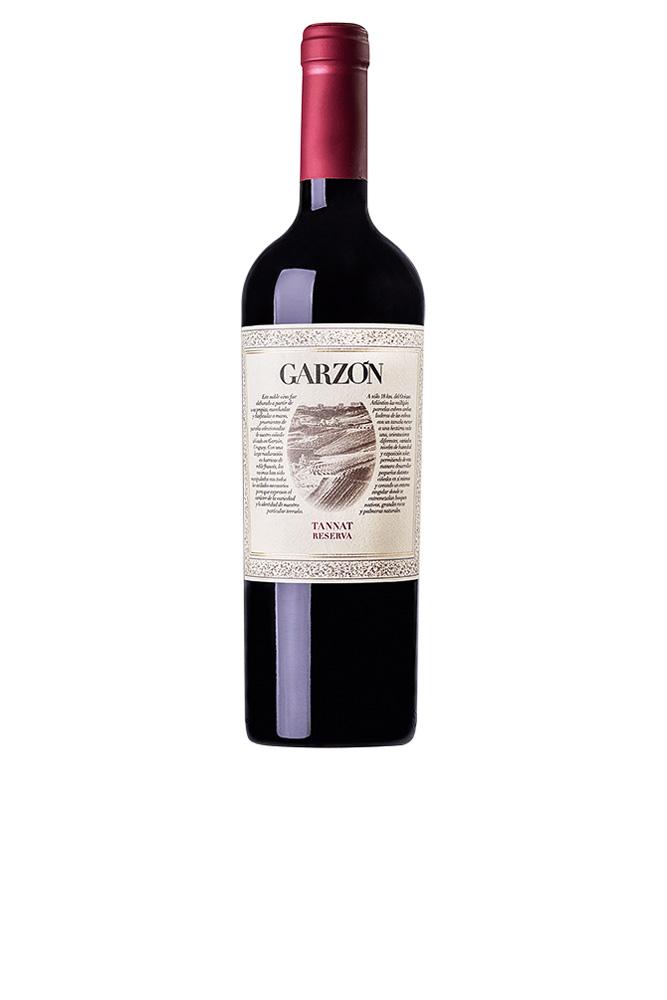 Vinho tinto: Garzón Reserva Tannat