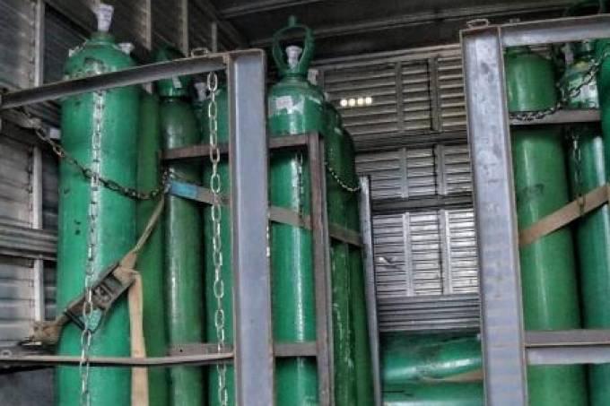 cilindos oxigênios manaus