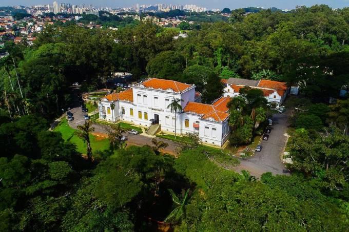Instituto Butantan, em São Paulo