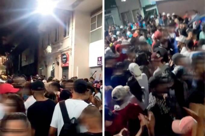 festa nas ruas professor teotonio vilela e dom jose de barros centro