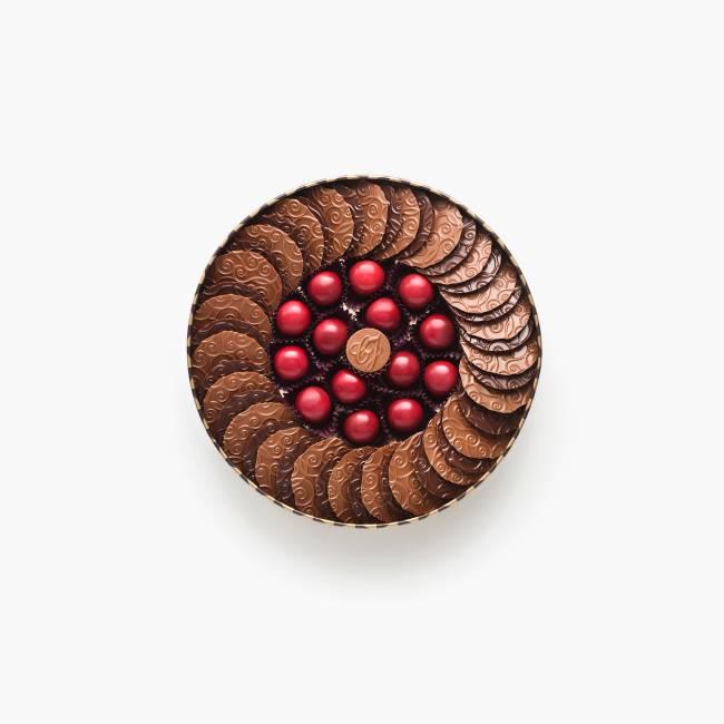 Novas Docerias - Chocolat du Jour lata chocolates