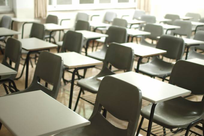 Sala de Aula Educação