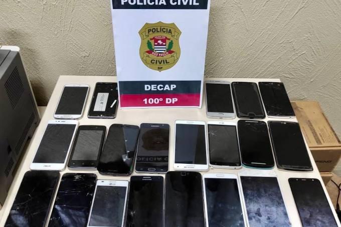 policia civil celulares roubados
