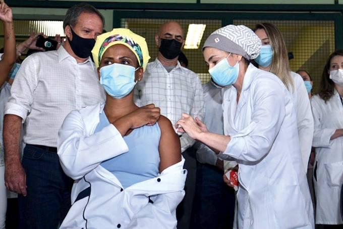 vacinação insumo