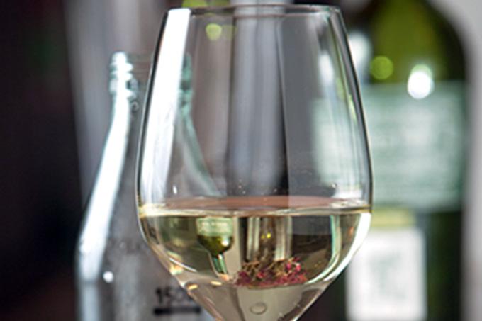 Taça de vinho branco 2