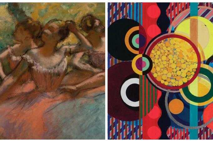 Pinturas de Degas e Beatriz Milhazes: novo dia com entrada gratuita no Masp para visitar as exposições