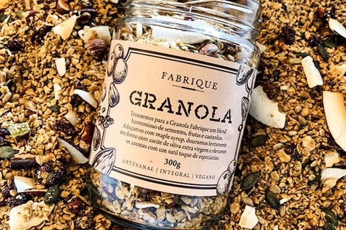 Granola – Fabrique
