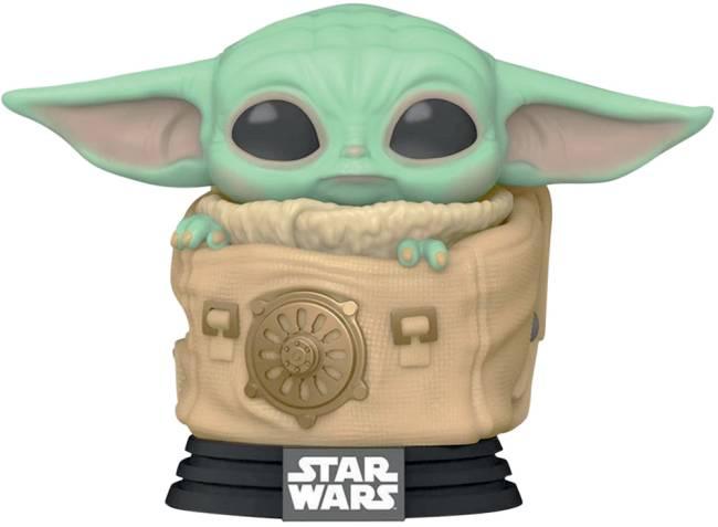 Baby Yoda Star Wars Funko. Amazon.