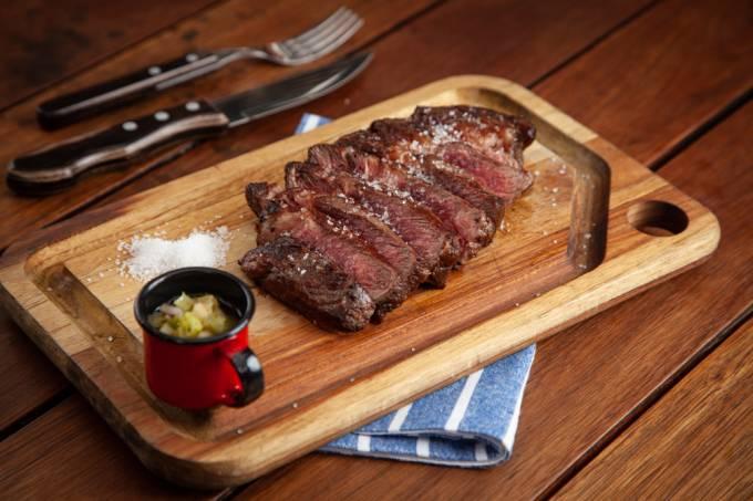 Fazenda Churrascada – Bife ancho