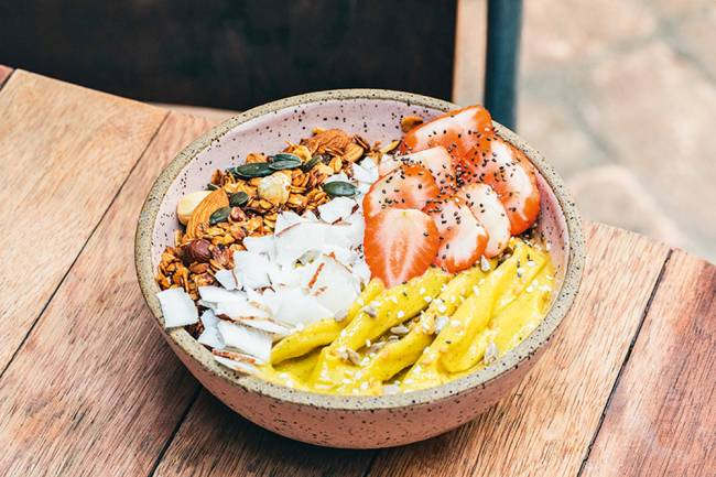 Granola - Botanikafé tigela tropical