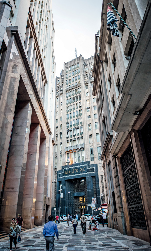 Edifício Banco de São Paulo