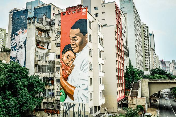 São Paulo 24 janeiro 2021Foto Alexandre Battibugli VSP