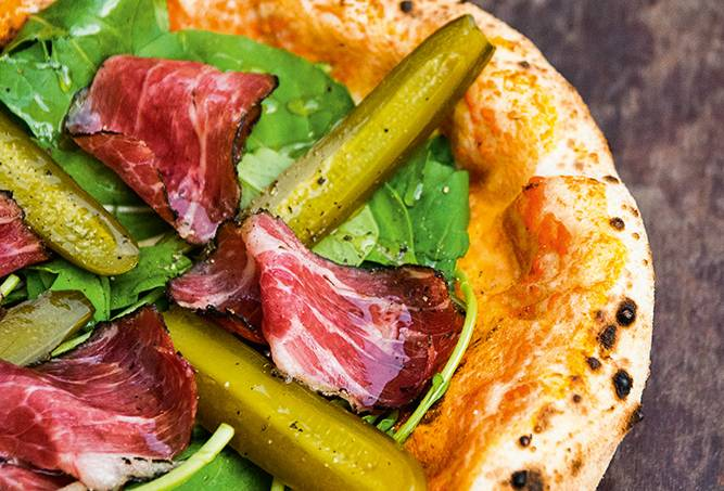 Deli Mooca – Pizza