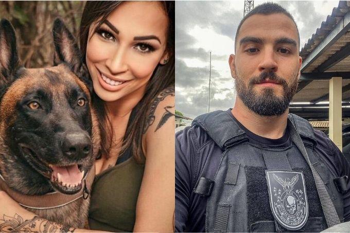 Rebecca da Hora – Mulheres na Polícia Civil (Reprodução-Instagram)