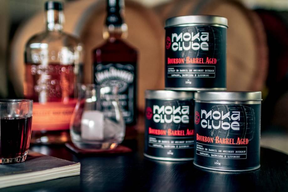 Grãos maturados em barris de bourbon: da Alta Mogiana, no interior do estado