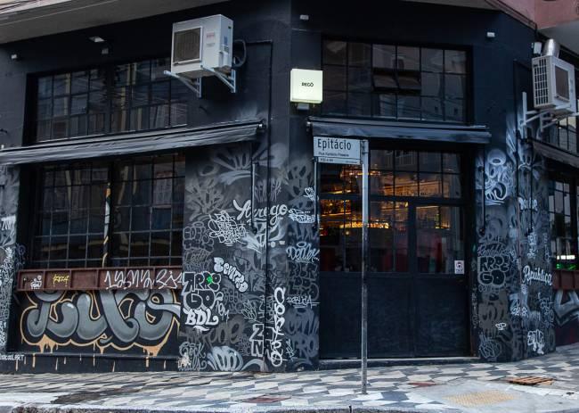 Achados ELO - Regô fachada