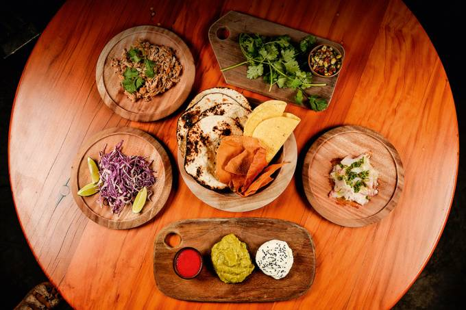 Megusta Bar – Caixa Taco Night