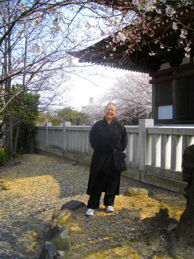 Monja Zentchu: período vivido no Japão foi
