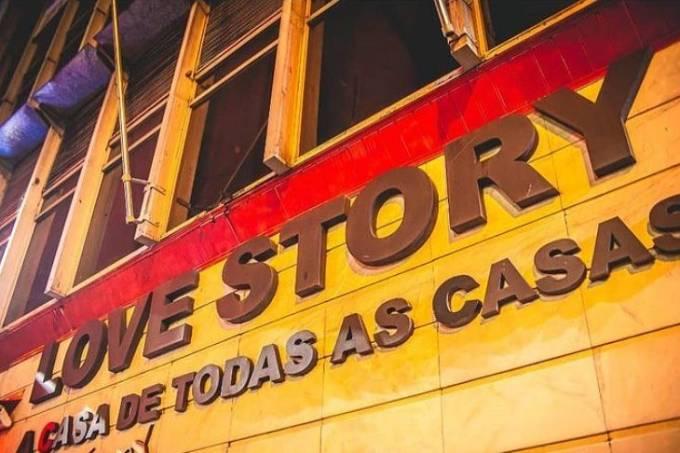 Love Story boate falência