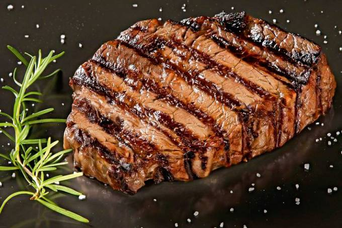 Dinho's – Carne Ancho