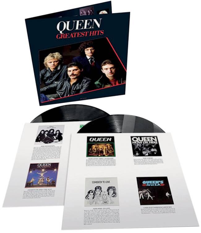 Disco de vinil Queen Greatest Hits I. Amazon.