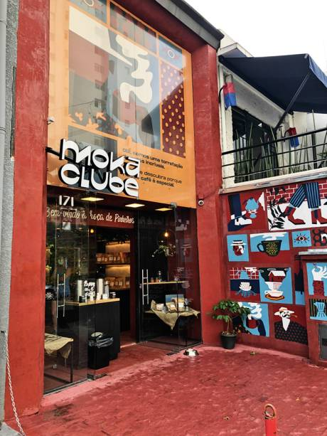 A loja em Pinheiros: de matriz curitibana