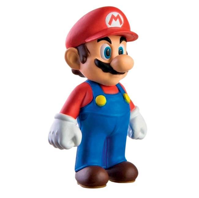Boneco Super Mario Bros Figure Collection. Submarino