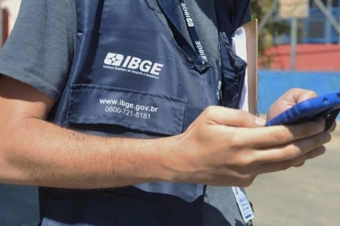 IBGE abre vagas temporárias para censo 2021