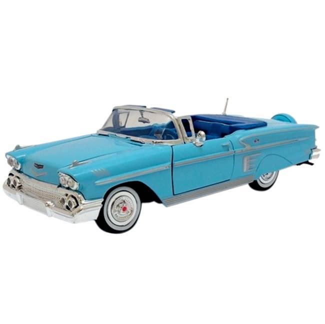 Miniatura do Chevrolet Impala 1958