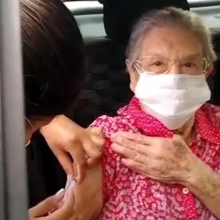 Palmirinha: vacina contra a Covid-19