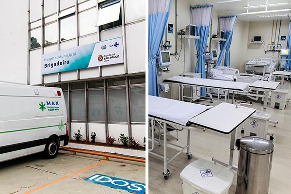 hospital brigadeiro