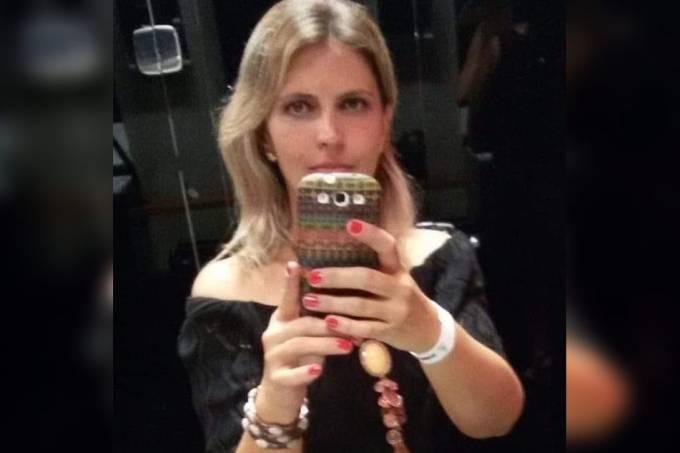 Luciana Cordioli, que foi morta em assalto durante corrida de aplicativo