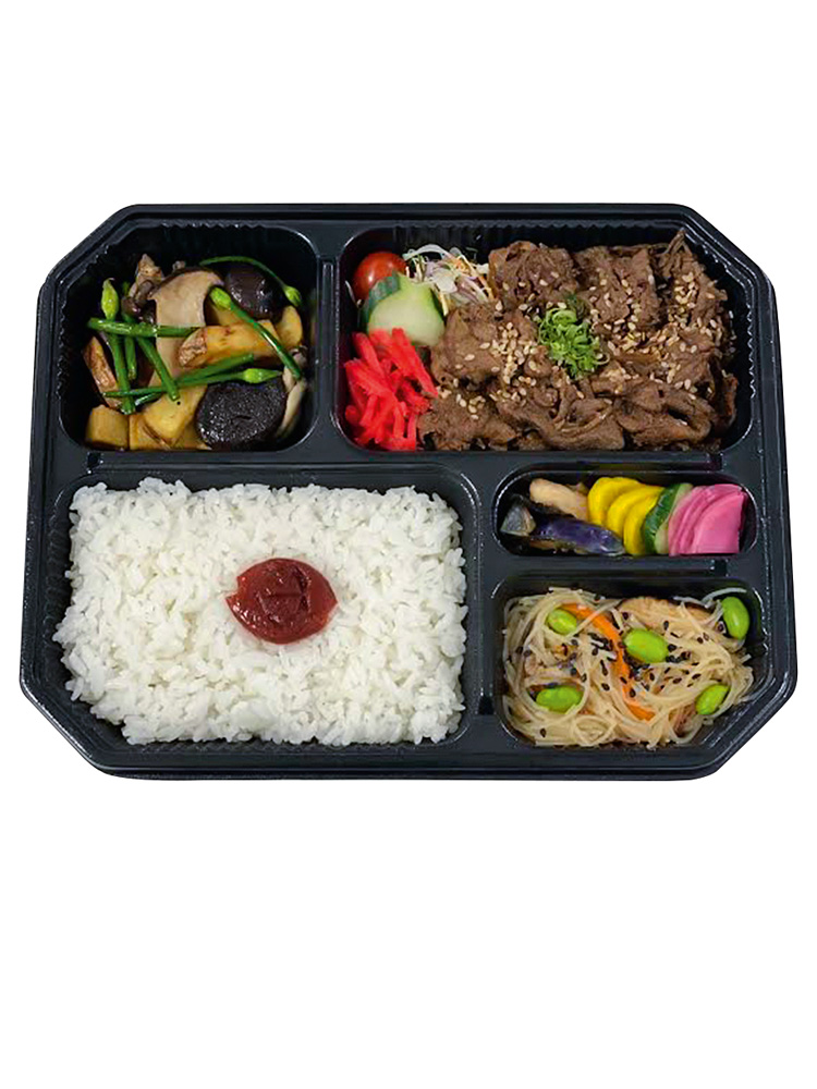 Obentô do Aizomê: refeição é entregue no delivery próprio e iFood