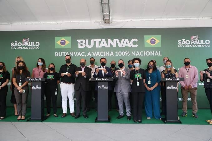Butanvac: Instituto Butantan anuncia vacina brasileira contra a Covid-19