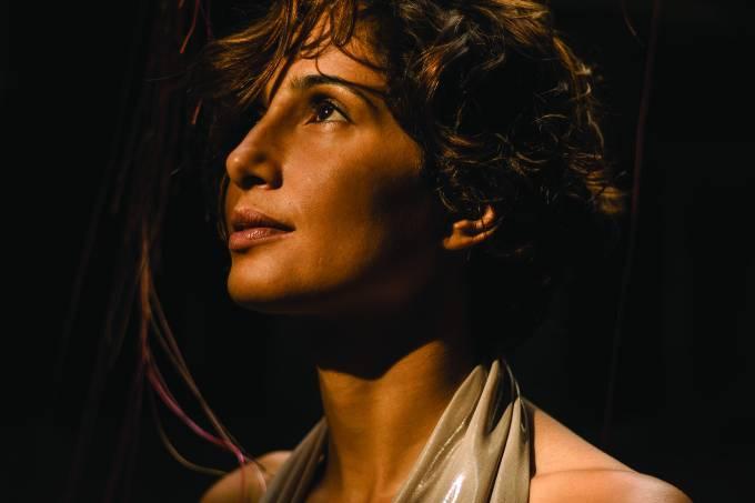 Camila Pitanga, atriz.