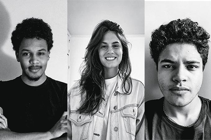 Integrantes do projeto: Gabriel Mendonça, Gabriela Bergantin e Gabriel Damasceno