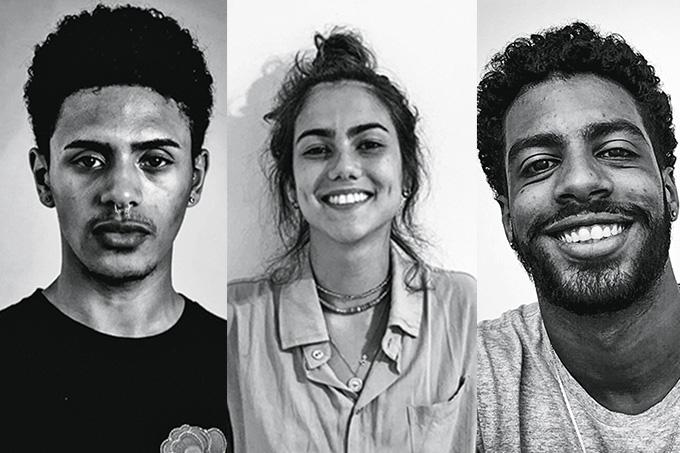 Integrantes do projeto: Walter Santos, Barbara Pires e Pedro Castro