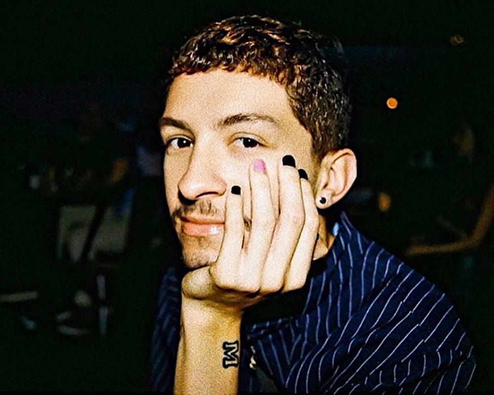Morador de Santa Cecília, estilista João França nasceu em Lorena e veio à capital nos anos 2000.