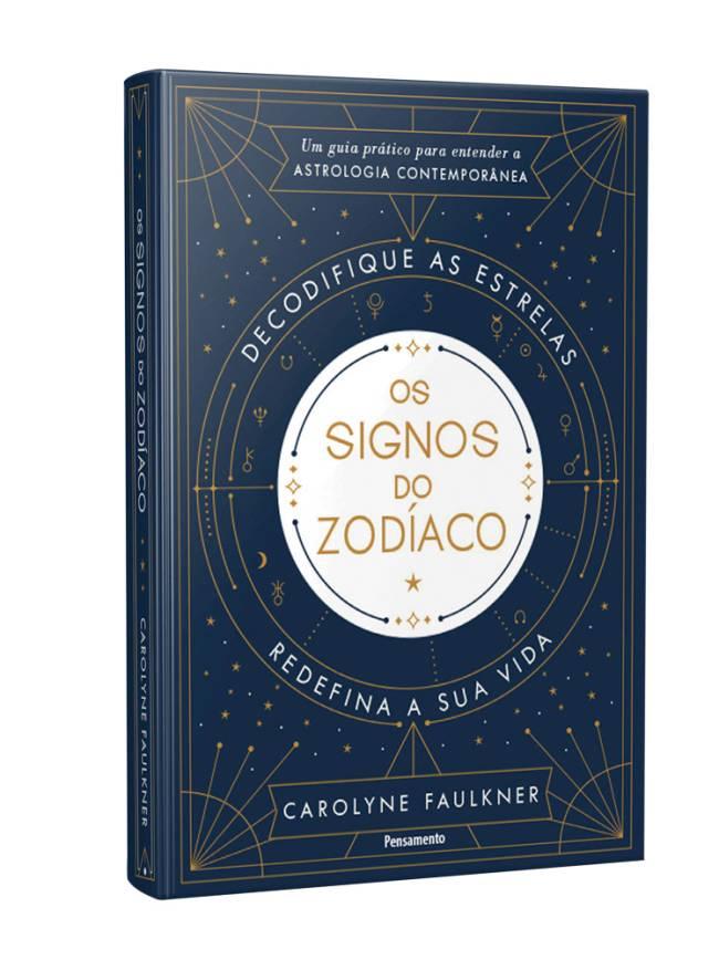Os Signos do Zodíaco, Carolyne Faulkner. Amazon