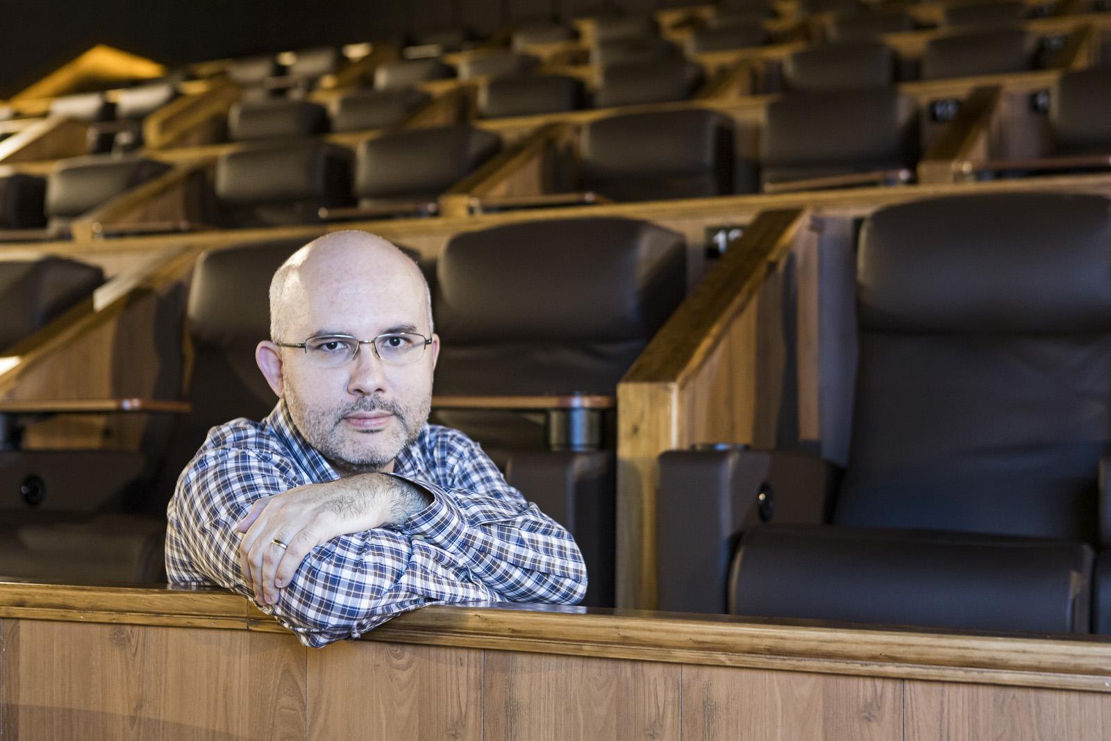 Marcelo Lima, do Grupo Tonks: parcerias para renovar cinema.
