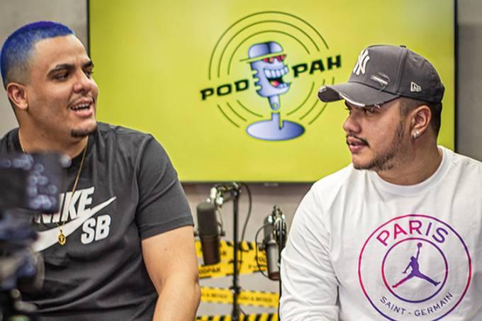 Podcast Podpah (Júlio Queiroga)