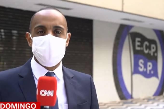 Reporter CNN racismo