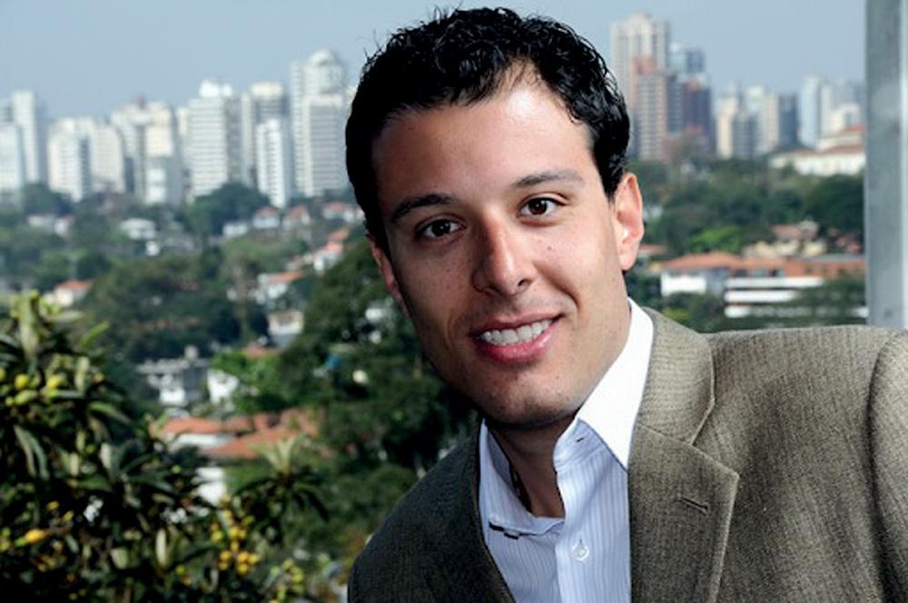 Rodrigo Mauro, membro da associação Viva Pacaembu.
