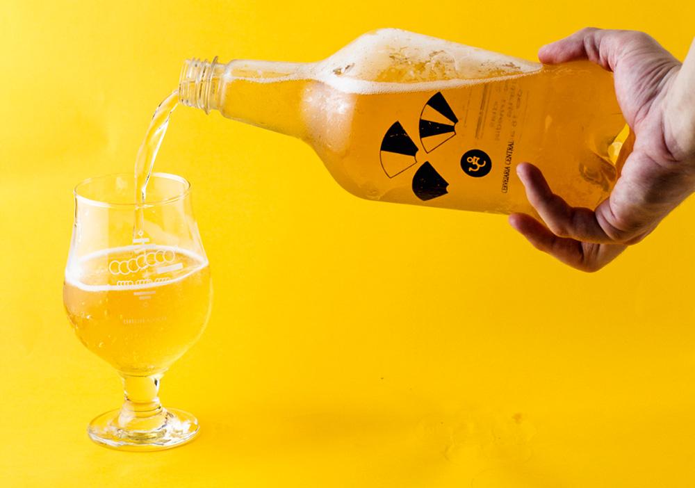 Pilsen mesmo: glower de um litro é entregue em um raio de até cinco quilômetros
