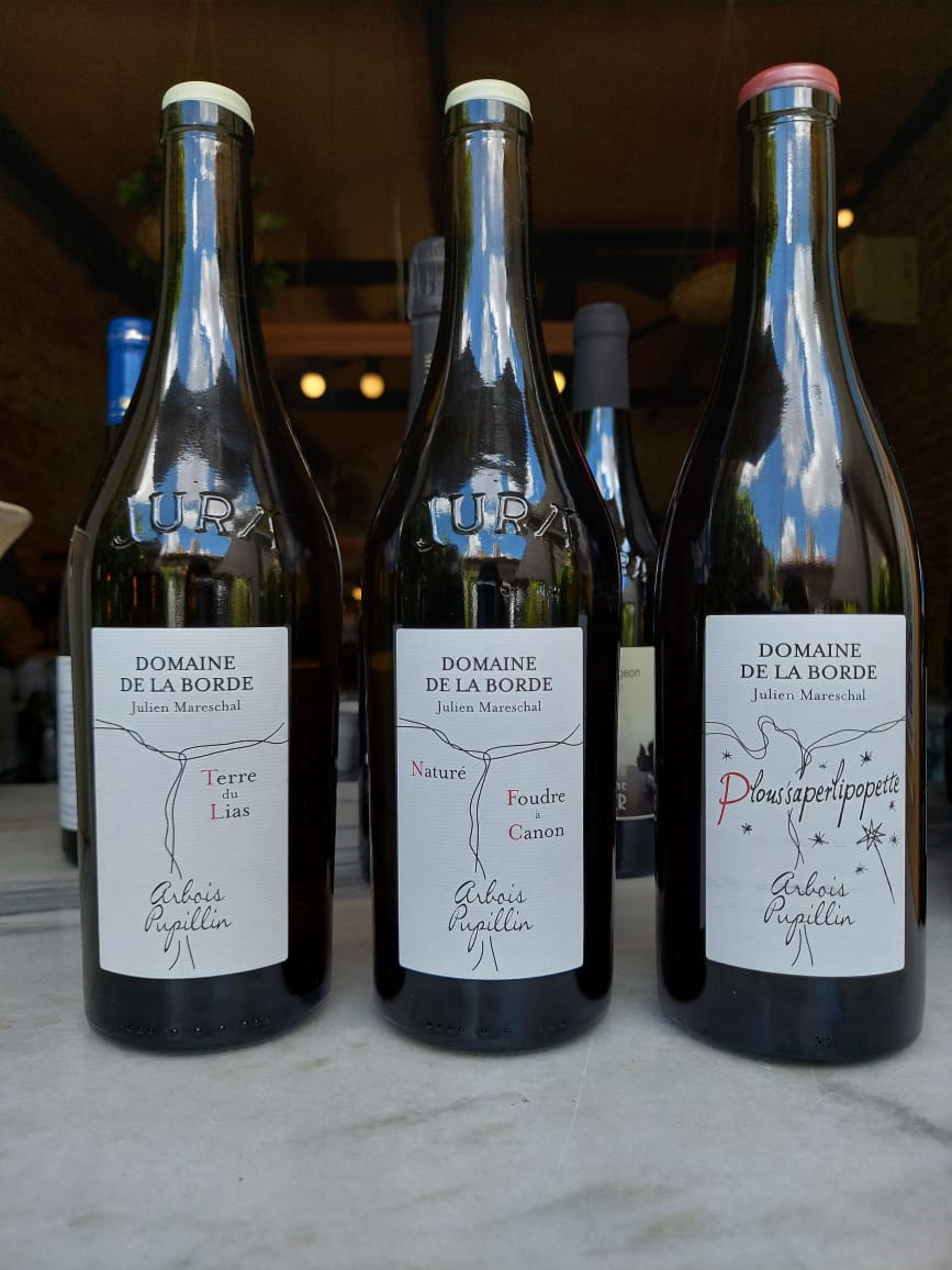 Cepa Vinhos: três rótulos da Domaine de La Borde