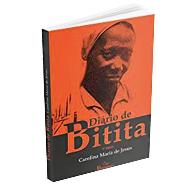 Capa do livro Diário de Bitita, Carolina Maria de Jesus