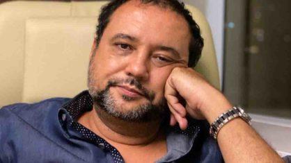 Geraldo Luis: internado após testar positivo para a Covid-19