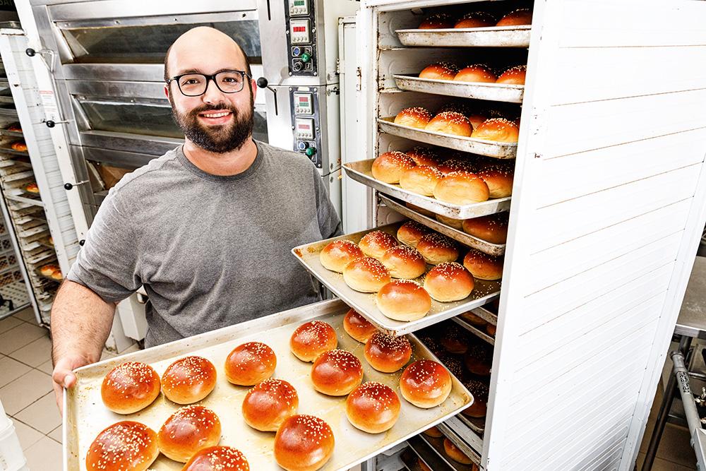 Julio Raw: idealizador da marca Jota de fast food
