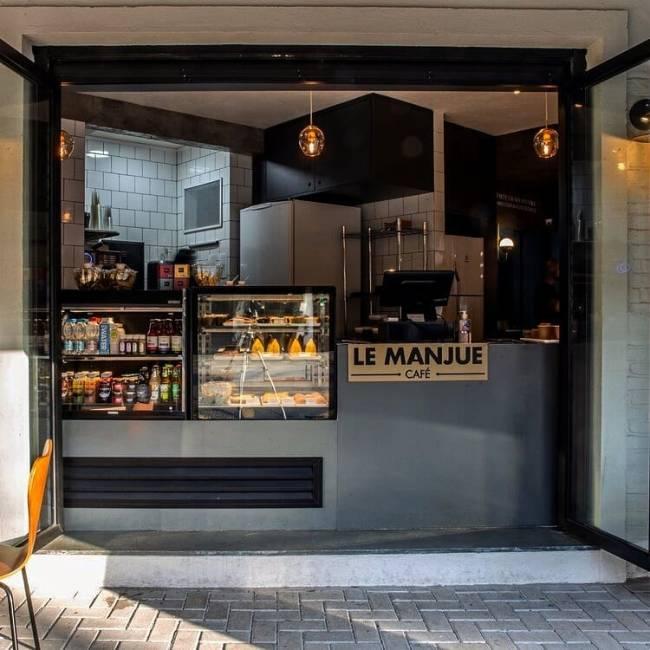 Café Le Manjue - Vila Nova Conceição