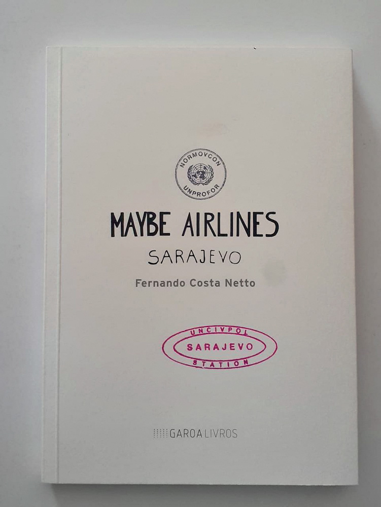 capa do livro maybe airlines